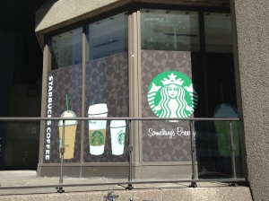 Starbucks at 1 Yonge St.