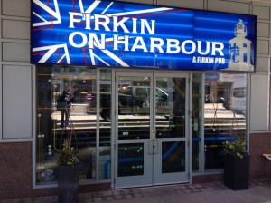Firkin on Harbour