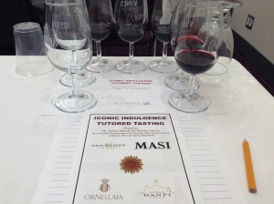 Tutored Tasting